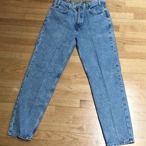Men's Gap Easy Fit Straight Leg Denim Jeans 36 W